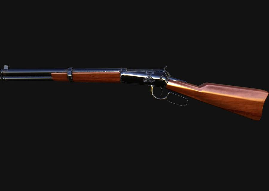 Soul reaper  rifle royalty-free 3d model - Preview no. 2