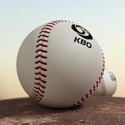 야구 공 3d model