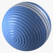 Croquet Ball 3d model