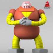 Boss Robot - Bobo-Bot 3d model