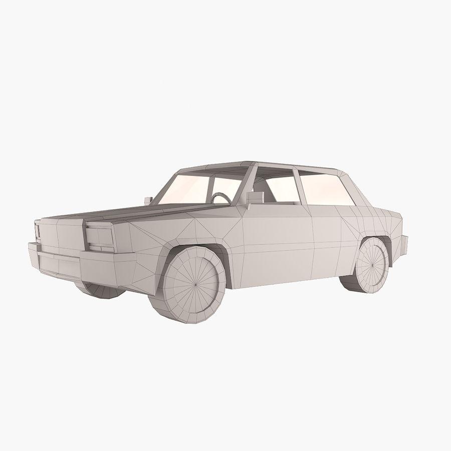 Simplesmente Car V2 royalty-free 3d model - Preview no. 1