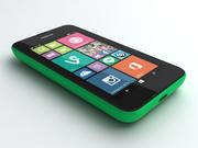 Nokia Lumia 530 3d model