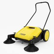 Sweeper KARCHER 3d model