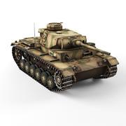 Pz 3L 3d model