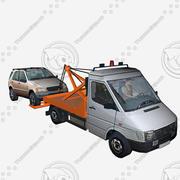 Car_Environment05 3d model
