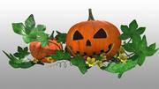 かぼちゃ 3d model