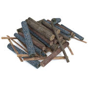 Log drewna 3 3d model