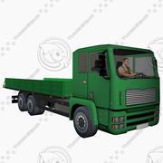 Car_Environment03 3d model