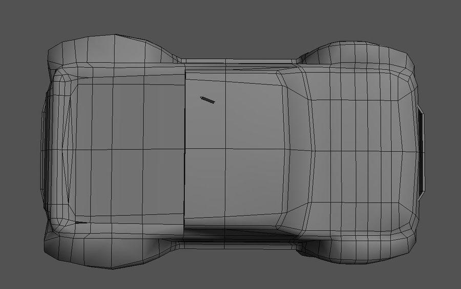 Nitro RC rallye car 3D Model $3 -  unknown  obj - Free3D