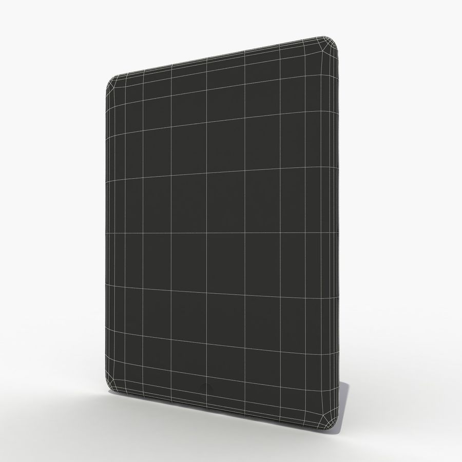 iPad royalty-free 3d model - Preview no. 8