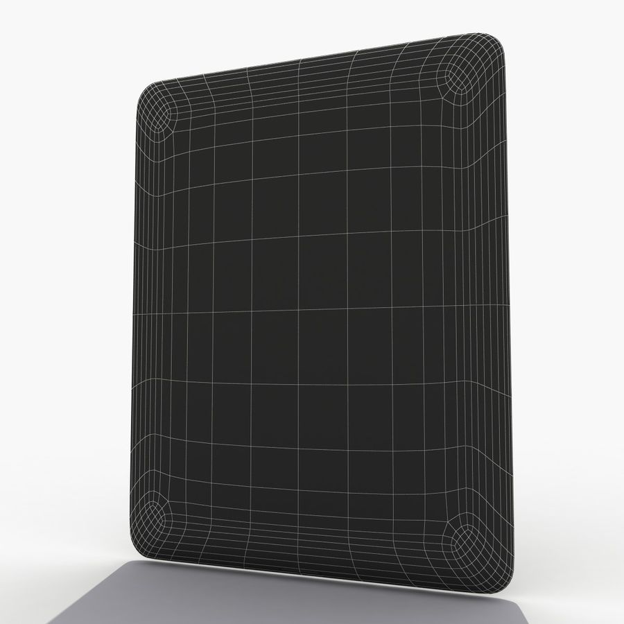 iPad royalty-free 3d model - Preview no. 9