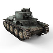 Pz 38 3d model