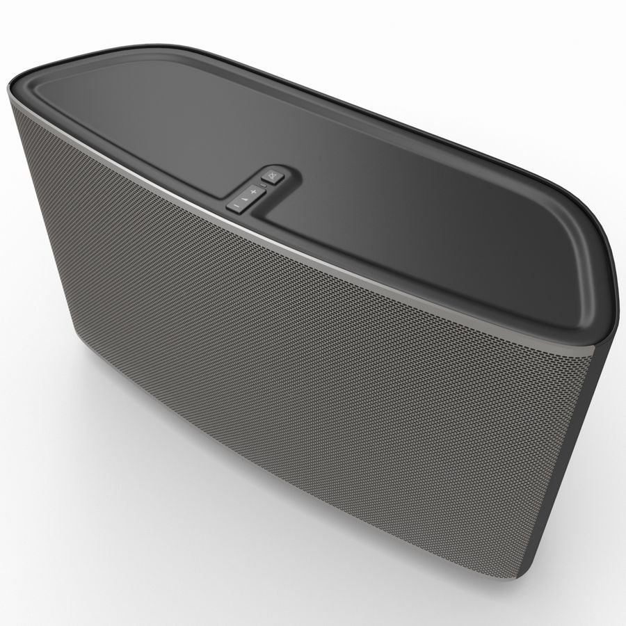 Wireless Music Player Sonos PLAY 5 3D Model $29 -  max  ma