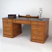 Francesco Molon Writing Desk 3d model