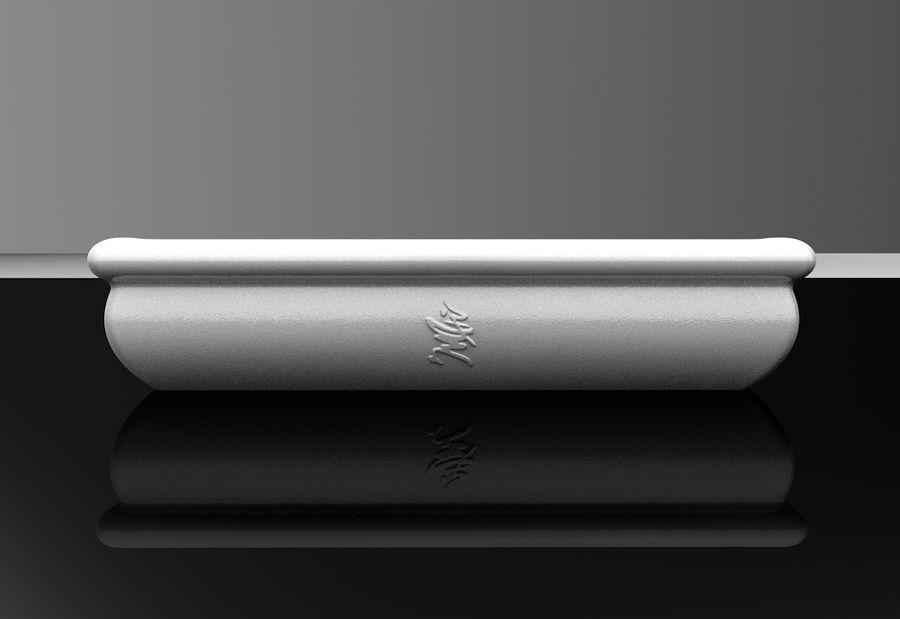 Bonsai Pot royalty-free 3d model - Preview no. 2