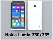 Nokia Lumia 730/735 3d model