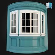 Balcony 018 3d model