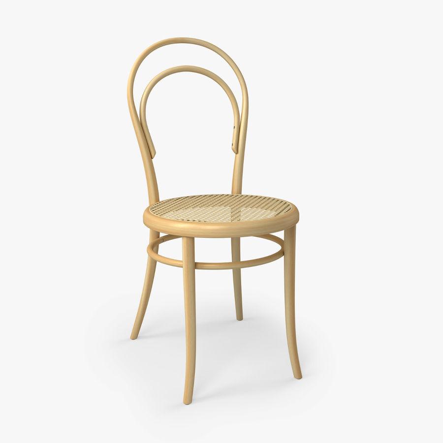 thonet chair no 14 3d model 24 fbx obj blend free3d