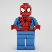 Homme araignée 3d model