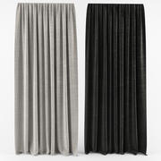 Curtains979 3d model