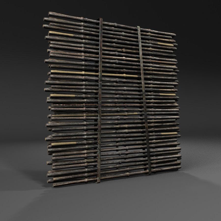 Rustik mat royalty-free 3d model - Preview no. 5