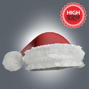 Noel Baba şapkası 3d model