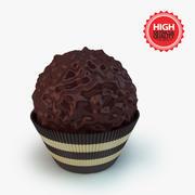 Chocolat Ferrero 3d model