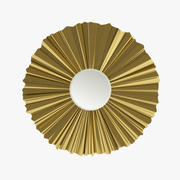 Tarentaise Gold Mirror 50-2366 modelo 3d