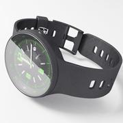 Puma sport watch 3d model