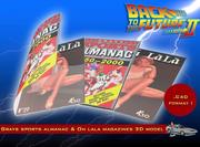 Greys Sports Almanac & Oh Lala Dergileri 3d model
