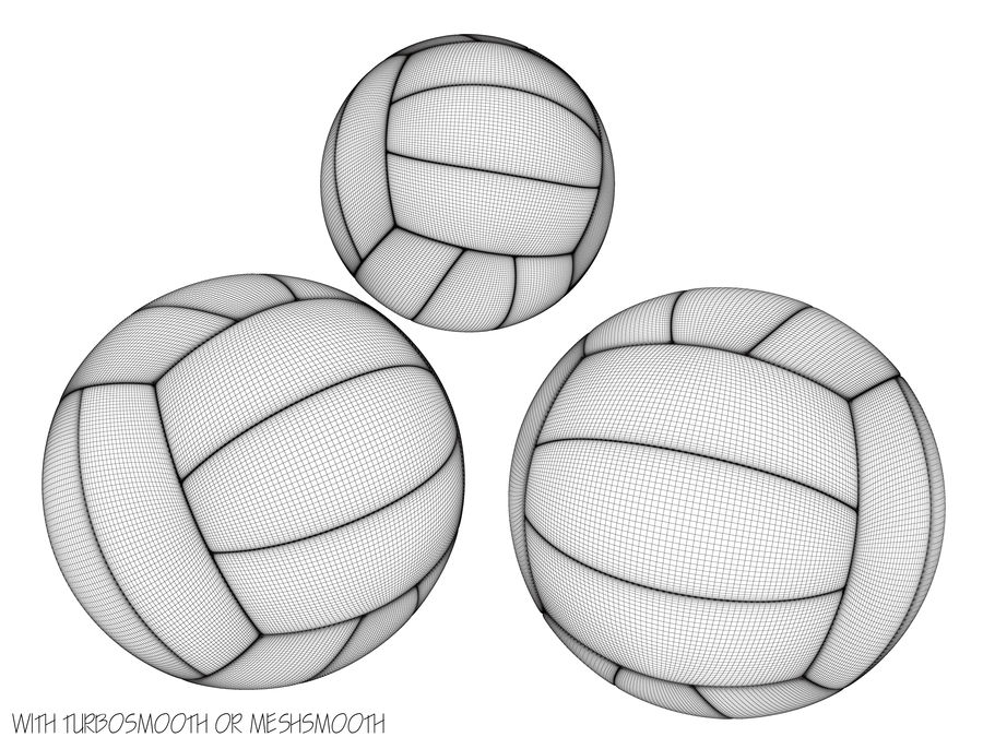 Beach Set Extended royalty-free 3d model - Preview no. 12