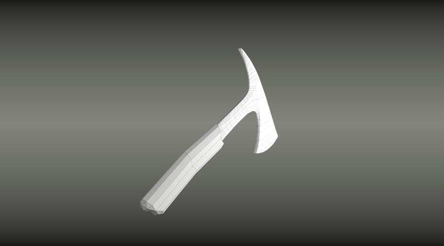 큰 도끼 royalty-free 3d model - Preview no. 7