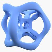 Complex Shape MHT-046 3d model