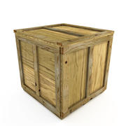 Shipping Crate 3d model
