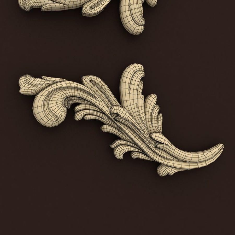 décor royalty-free 3d model - Preview no. 6