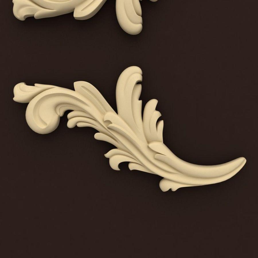 décor royalty-free 3d model - Preview no. 4