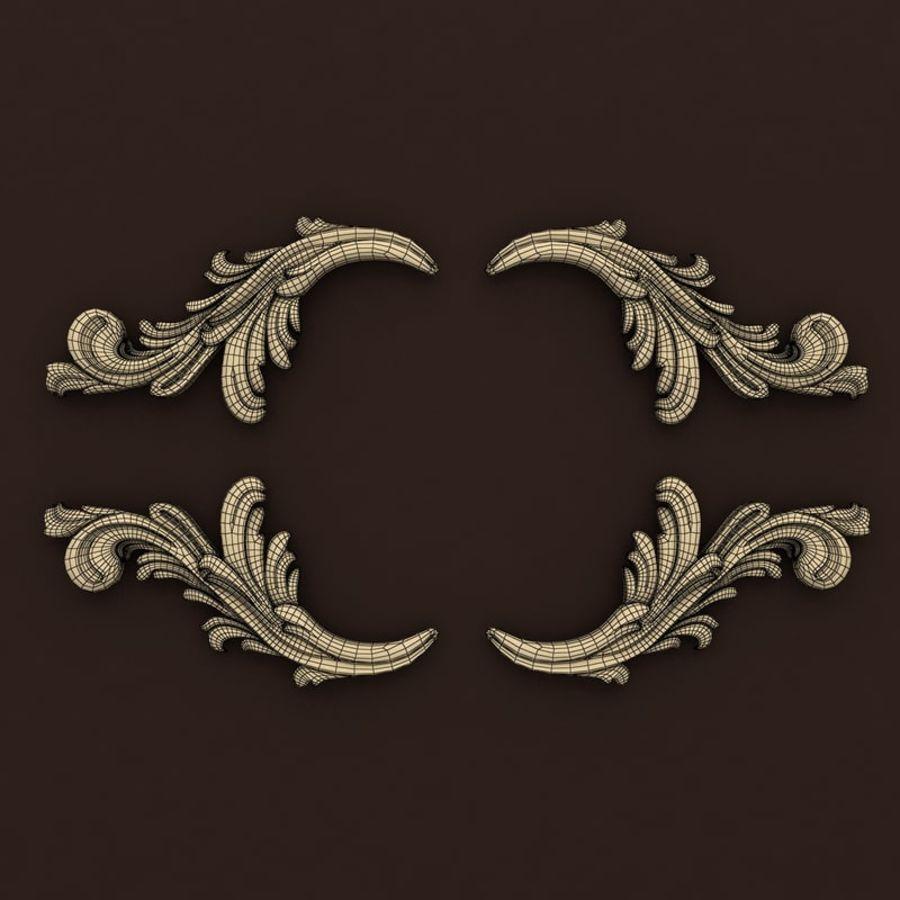 décor royalty-free 3d model - Preview no. 5