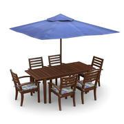 Outdoor Furniture 1 3d model