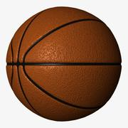 Basketball (UV Mapped) 3d model