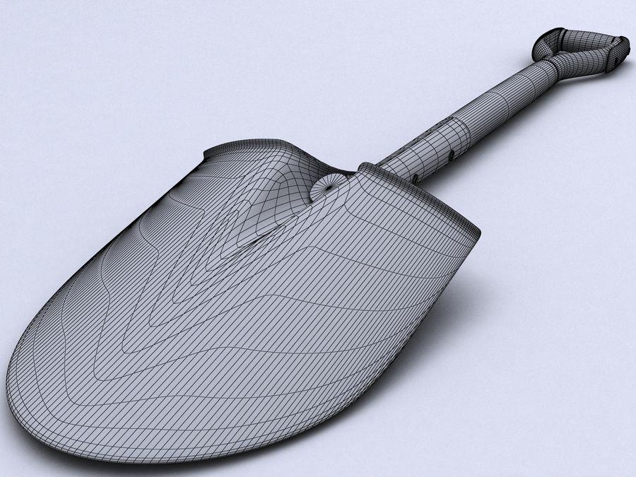 Shovel 3D Model $12 -  unknown  max  obj  fbx  3ds - Free3D