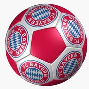 SOCCER BALL BAYERN MUNICH 3d model