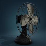 Vintage Fan 3d model