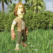 Lion Max 3d model