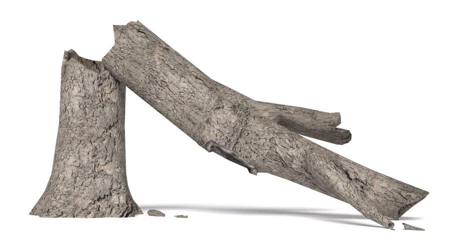 Zmarłe drzewo royalty-free 3d model - Preview no. 5