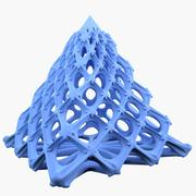 Complex Shape MHT-094 3d model