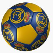 SOCCER BALL REAL MADRID 3d model