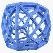 Complex Shape MHT-092 3d model