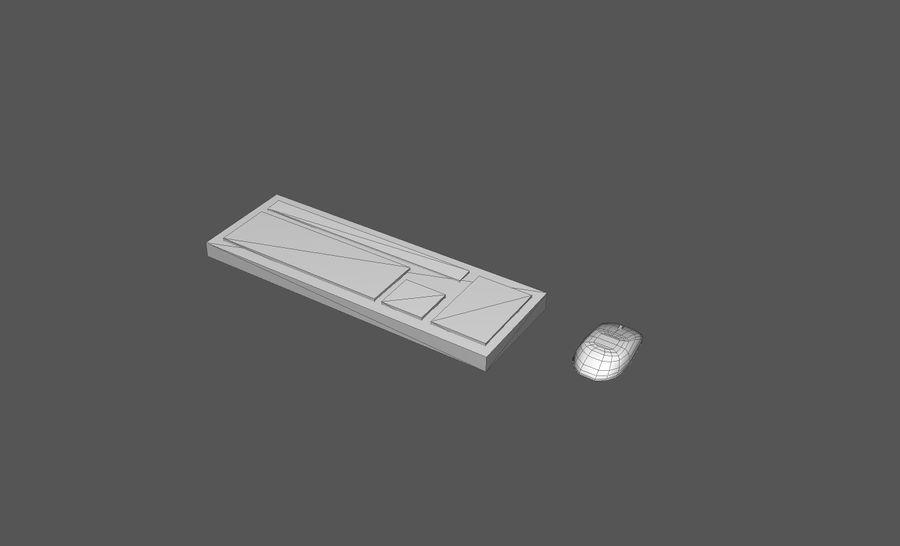 Пакет предметов интерьера для дома (Extended) royalty-free 3d model - Preview no. 14