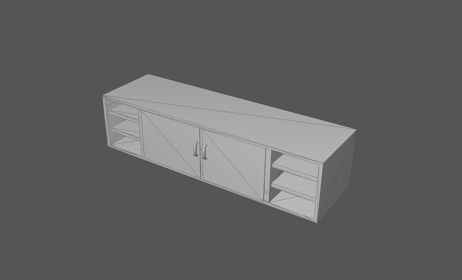 Пакет предметов интерьера для дома (Extended) royalty-free 3d model - Preview no. 5
