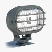 泛光灯 3d model